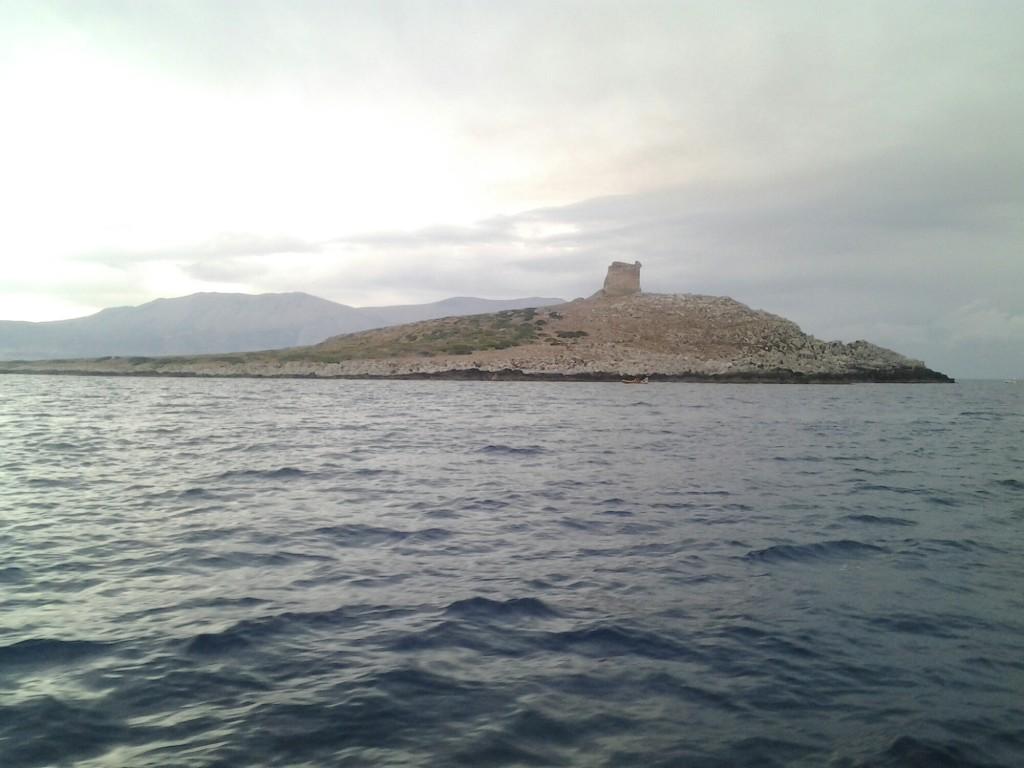 L'isola che ha avuto la meglio sulle mie iniziative di conquista!